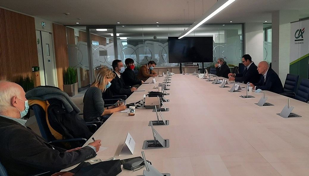 Le Crédit Agricole Toulouse 31 se mobilise pour soutenir l'économie de son territoire