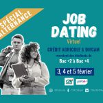 Job Dating Virtuel NATIONAL le 3,4 et 5 février 2021
