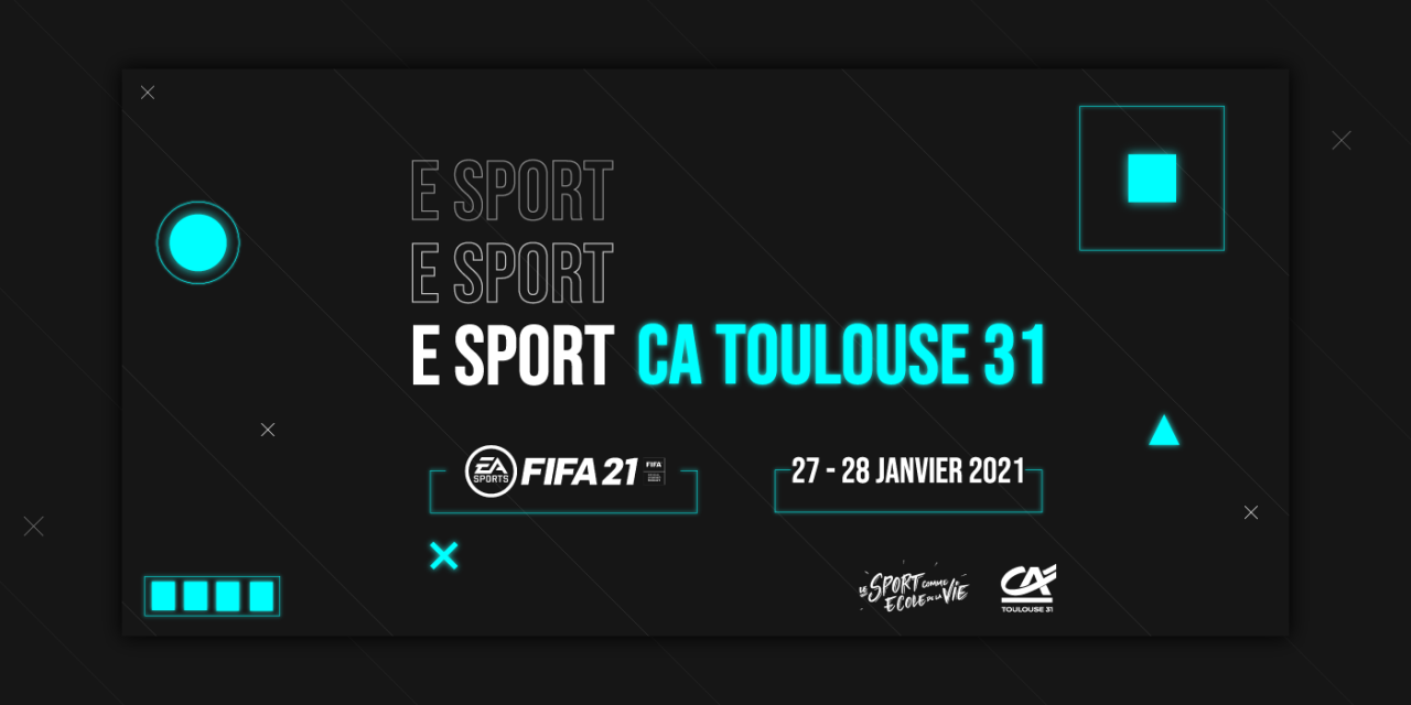 Tournoi FIFA21 100% en ligne le 27 – 28 janvier 2021