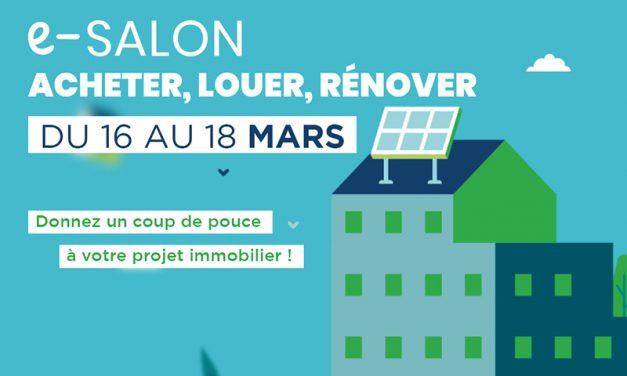 Immobilier : le e-salon Acheter, Louer, Rénover revient du 16 au 18 mars 2021