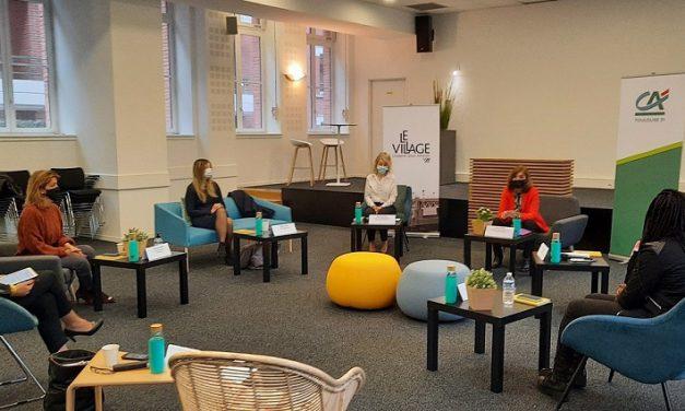 Une table ronde en faveur de la mixité au Village by CA Toulouse 31 !