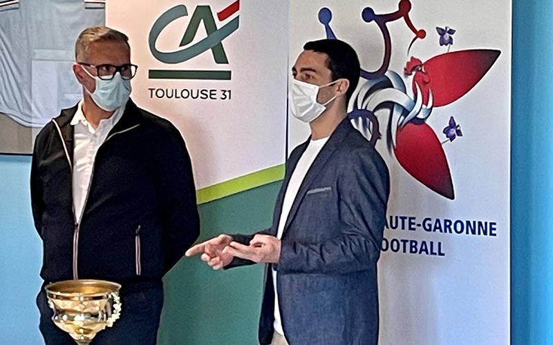 Partenaire du tournoi e-foot Crédit Agricole Toulouse 31