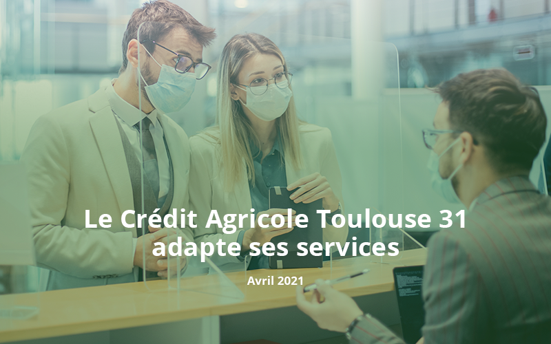 Nous adaptons nos services – avril 2021