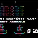 Le Crédit Agricole organise avec la Ligue Occitanie de Rugby une compétition E-sport