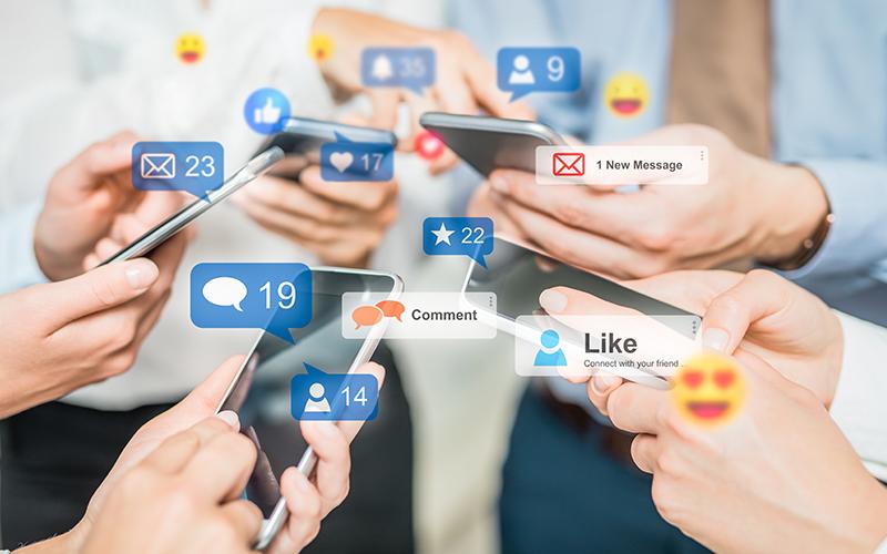 Réseaux sociaux : utilisez-les à bon escient