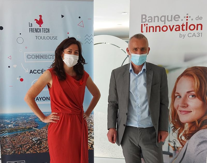 Un nouveau partenariat avec la French Tech Toulouse