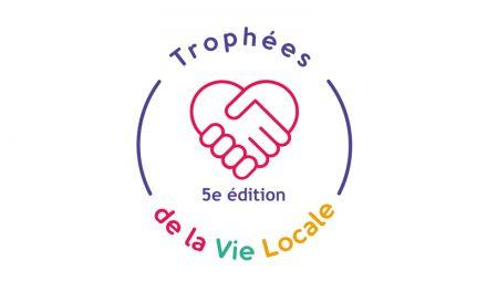 Bravo aux lauréats de la 5ème édition des Trophées de la Vie locale 2020 !