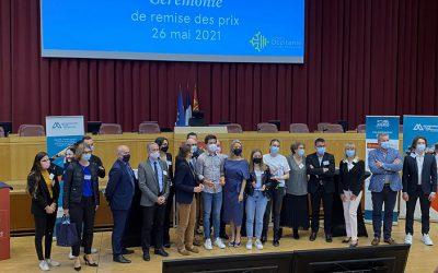 De beaux projets récompensés lors du festival EPA des mini-entreprises Occitanie le 26 mai 2021