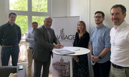 Le Village by CA Toulouse 31 signe un nouveau partenariat avec le Groupe GB !
