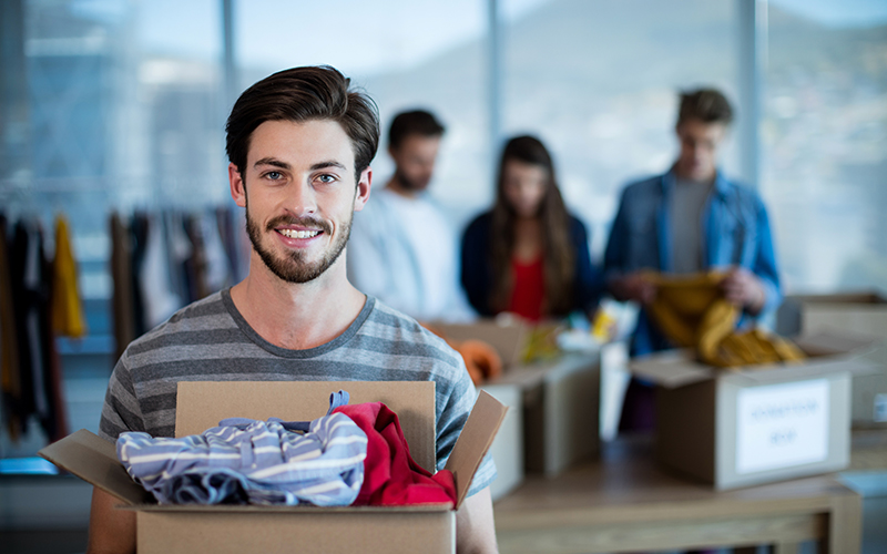 Une réduction d'impôt pour les bénévoles d'association