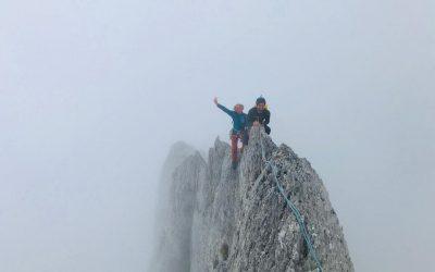 David LABARRE enchaîne les sommets