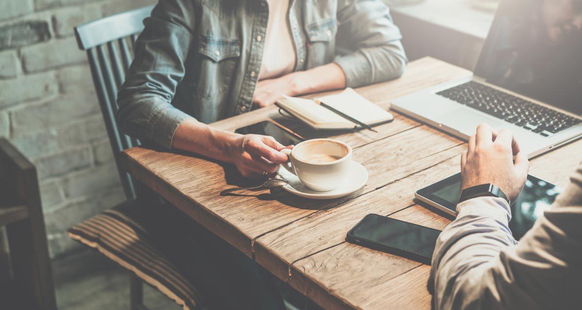 Les Cafés de la Création recommencent le lundi 27 septembre 2021