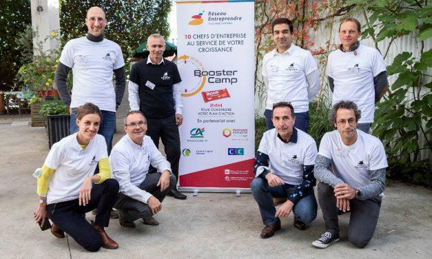 Booster Camp: 24 heures pour accompagner les entrepreneurs