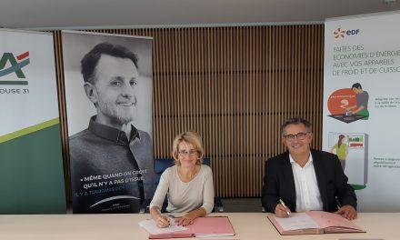 Le crédit Agricole Toulouse 31 et EDF unis pour accompagner les clients en difficulté